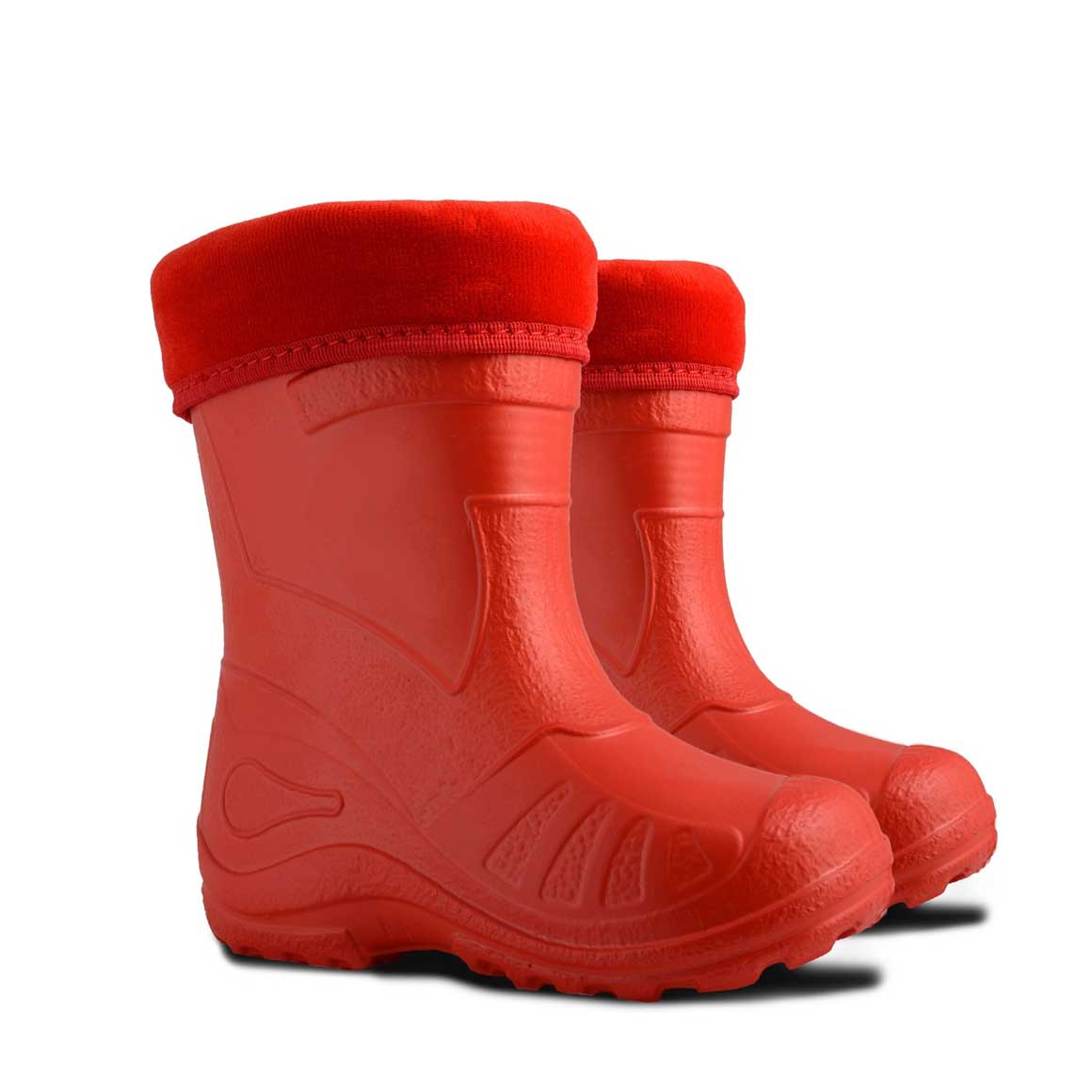 Kids Otter Gumboot - Red | Trada Marketplace
