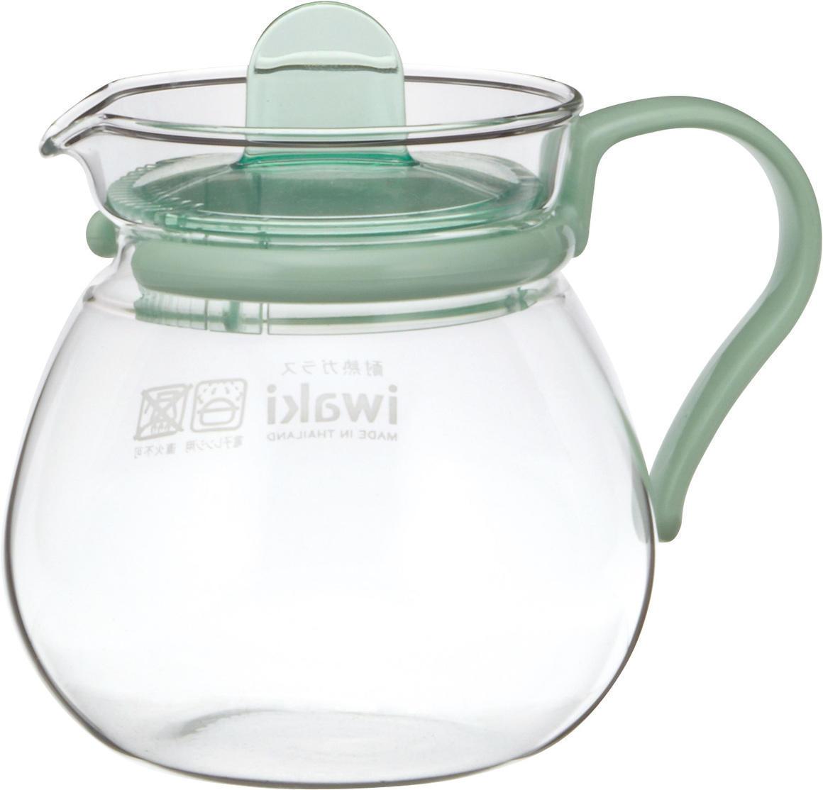 Petit Teapot Green | Trada Marketplace