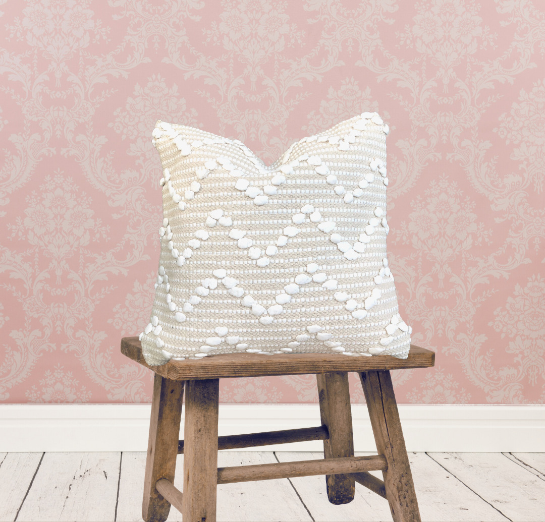 Trika Handwoven Textured Cushion Cover  | Trada Marketplace