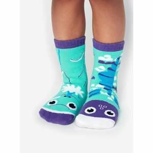 Dolphin & Fish   Kids Collectible Mismatched Socks   Trada Marketplace