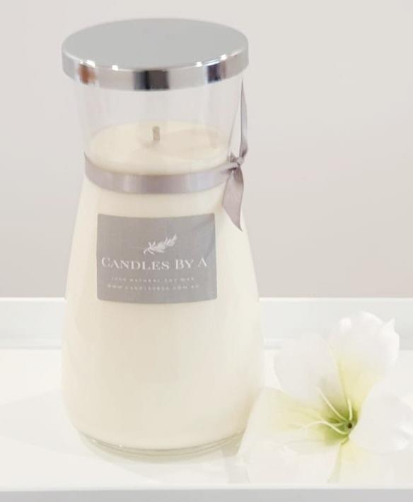 Carafe 120 Hour Scented Candle   Trada Marketplace