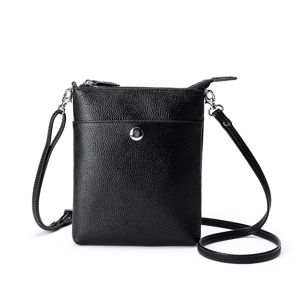 THSB1000: Black: Amanda Cross Bag | Trada Marketplace