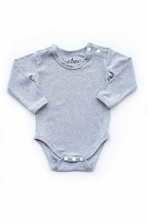 Grey Bodysuit | Trada Marketplace