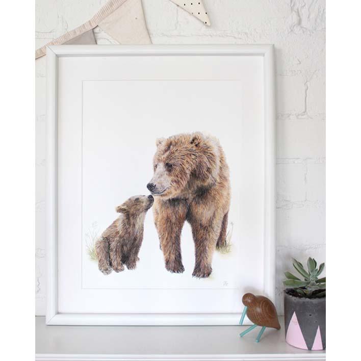 Bear Print | Trada Marketplace