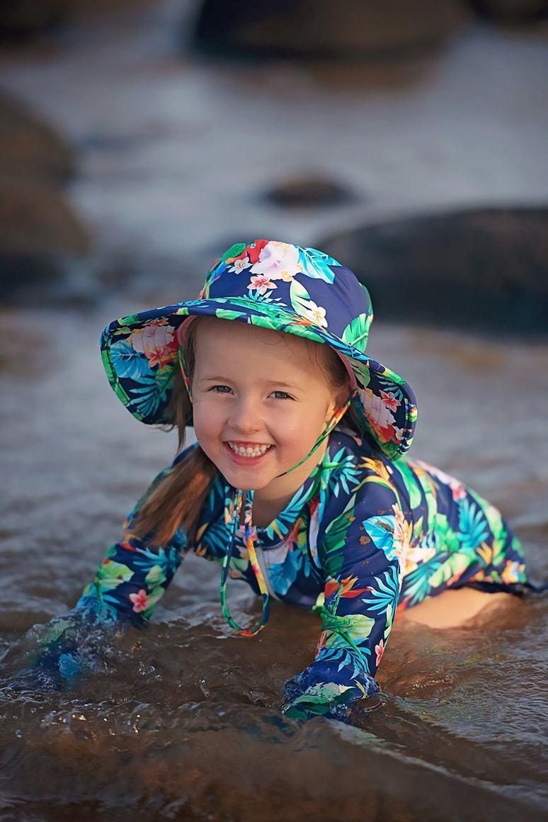 Lorikeet Love Swim Hat | Trada Marketplace