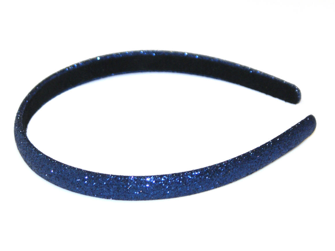 GLITTER SUEDE LINED ALICE BAND | Trada Marketplace