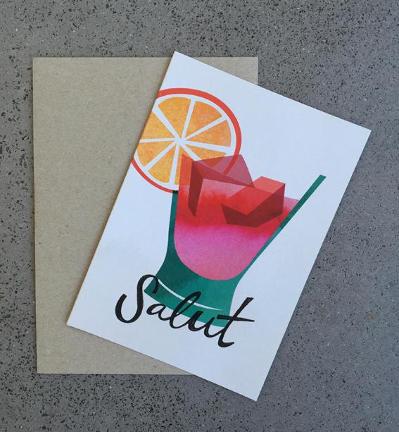 Salut Card | Trada Marketplace