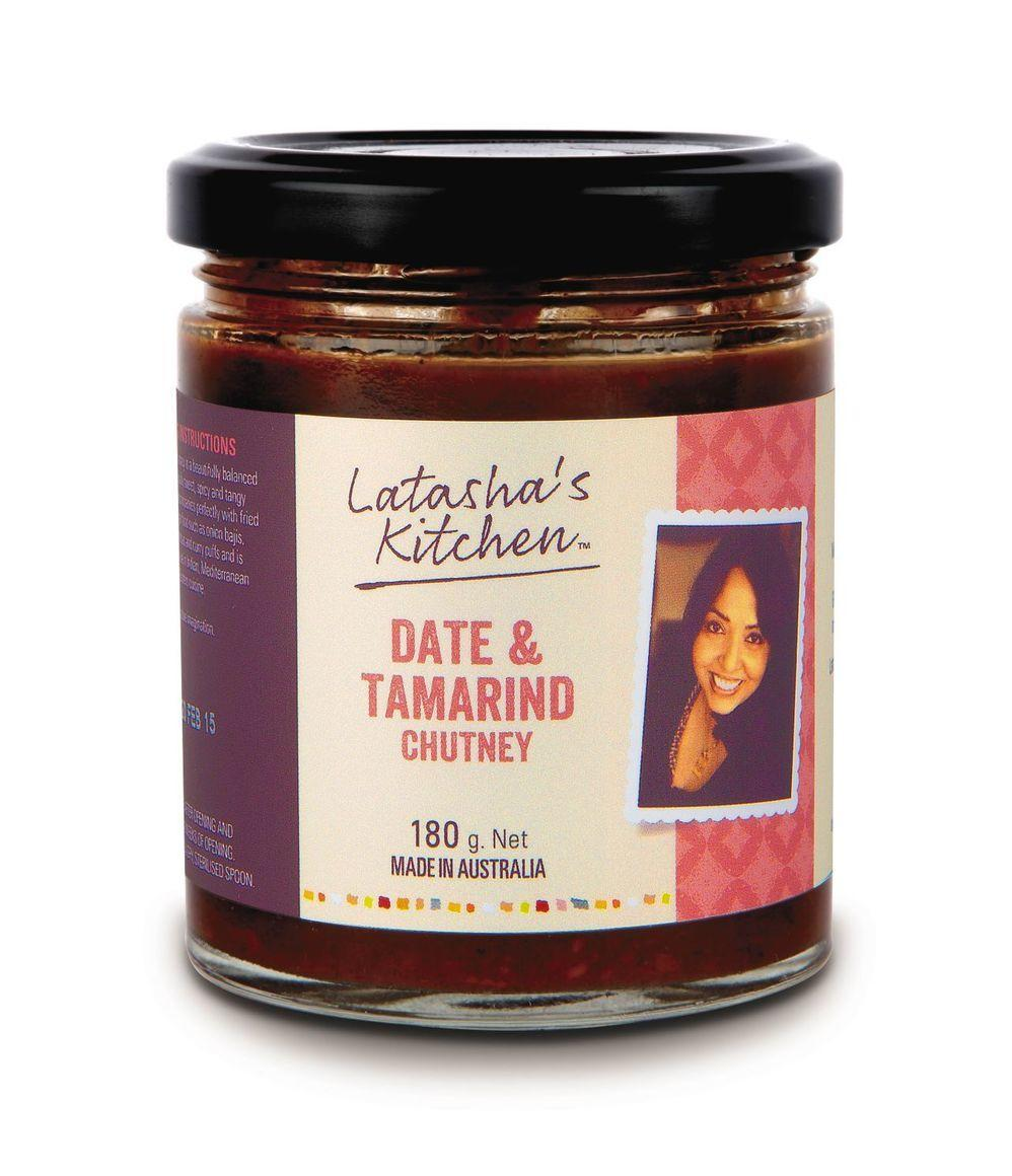 Date & Tamarind Chutney - SWEET - V   Trada Marketplace