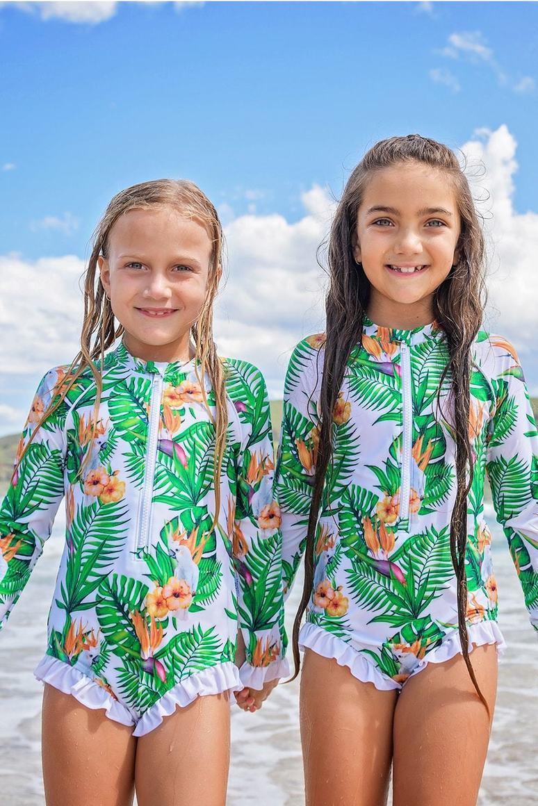 Tropicocky Girls Swimsuit | Trada Marketplace