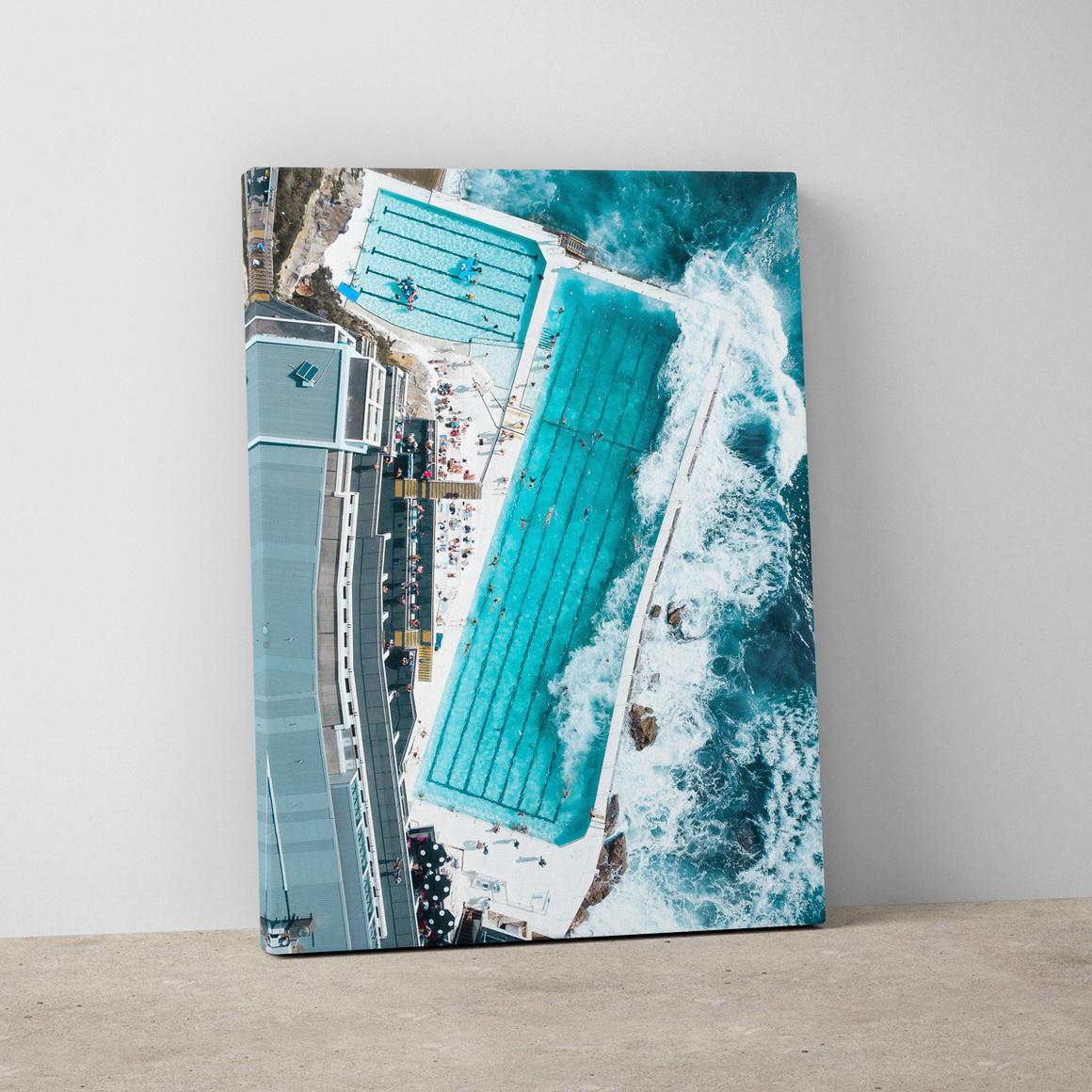 Top Down Icebergs | Trada Marketplace