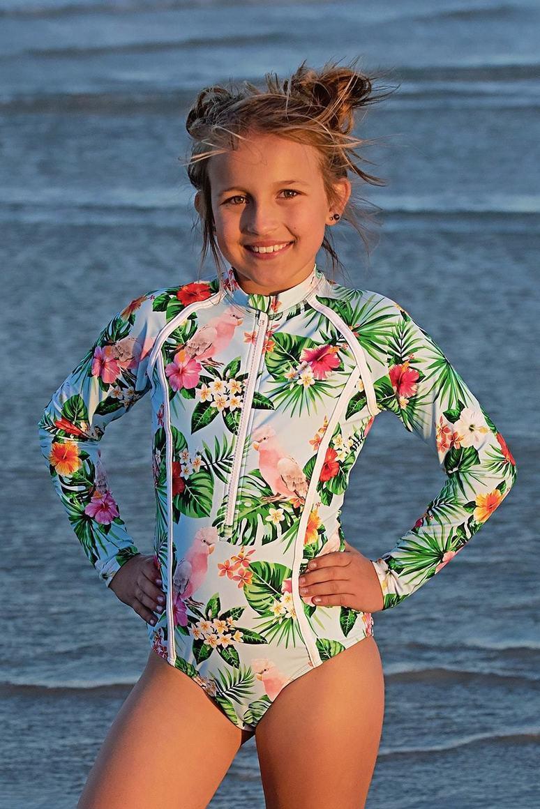 Gaga Galah Teen/Tween Swimsuit | Trada Marketplace