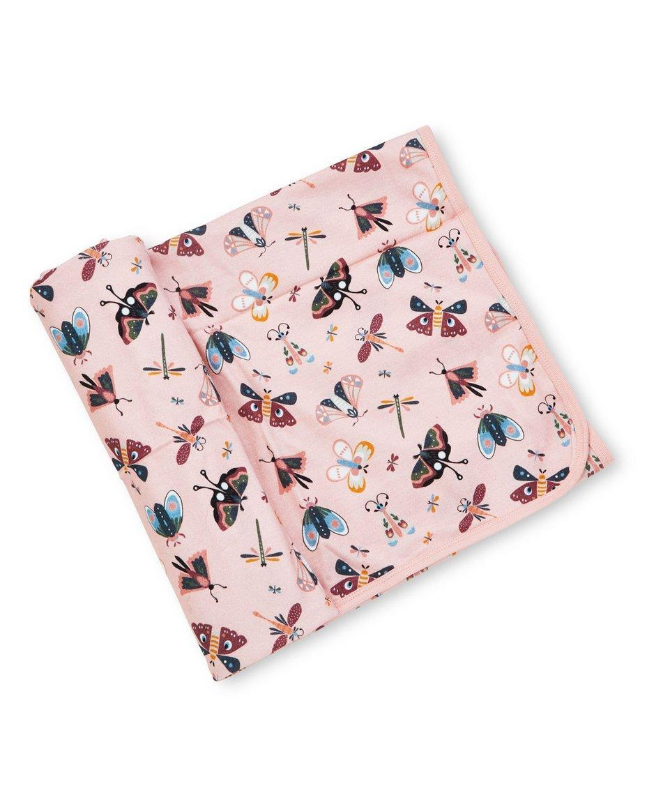 Billy Blanket Butterfly Pink | Trada Marketplace