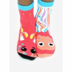 Crab & Jellyfish   Kids Collectible Mismatched Socks   Trada Marketplace
