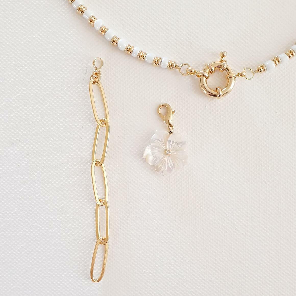 Bahamas Drop Chain Necklace  | Trada Marketplace