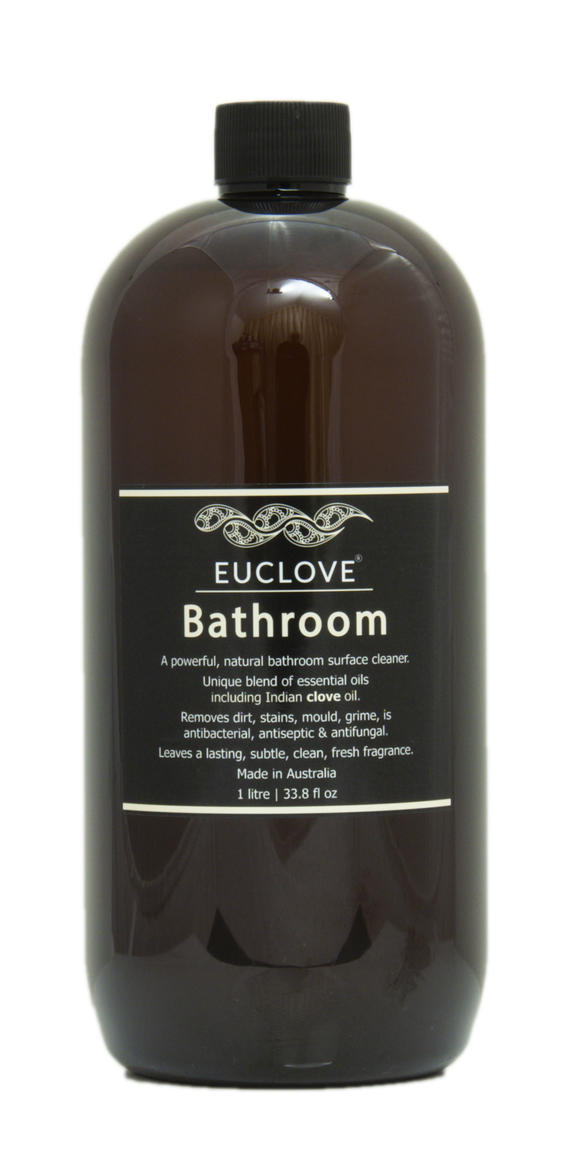 Euclove Bathroom Cleaner 5 litre refill - 5x 1 litre bottles | Trada Marketplace