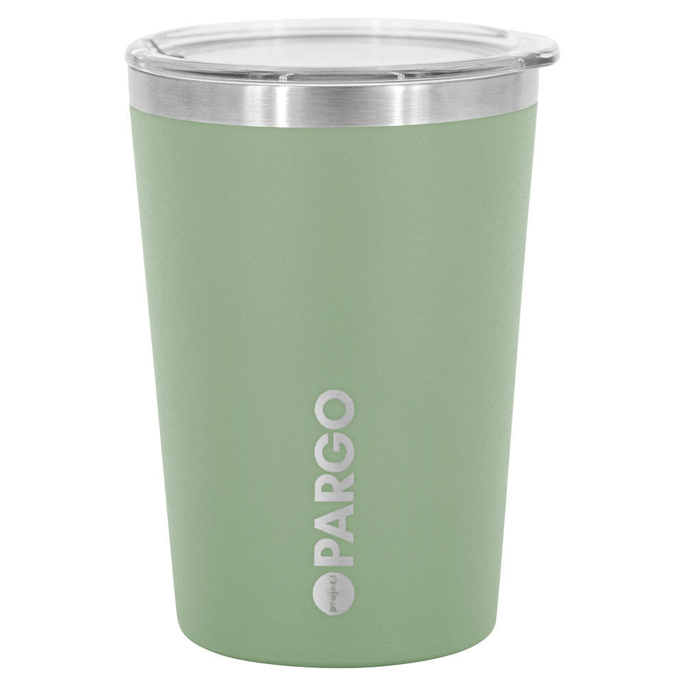 Insulated Coffee Cup Eucalypt Green | Trada Marketplace