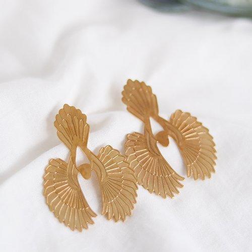 Grandiose Golden Phoenix | Trada Marketplace
