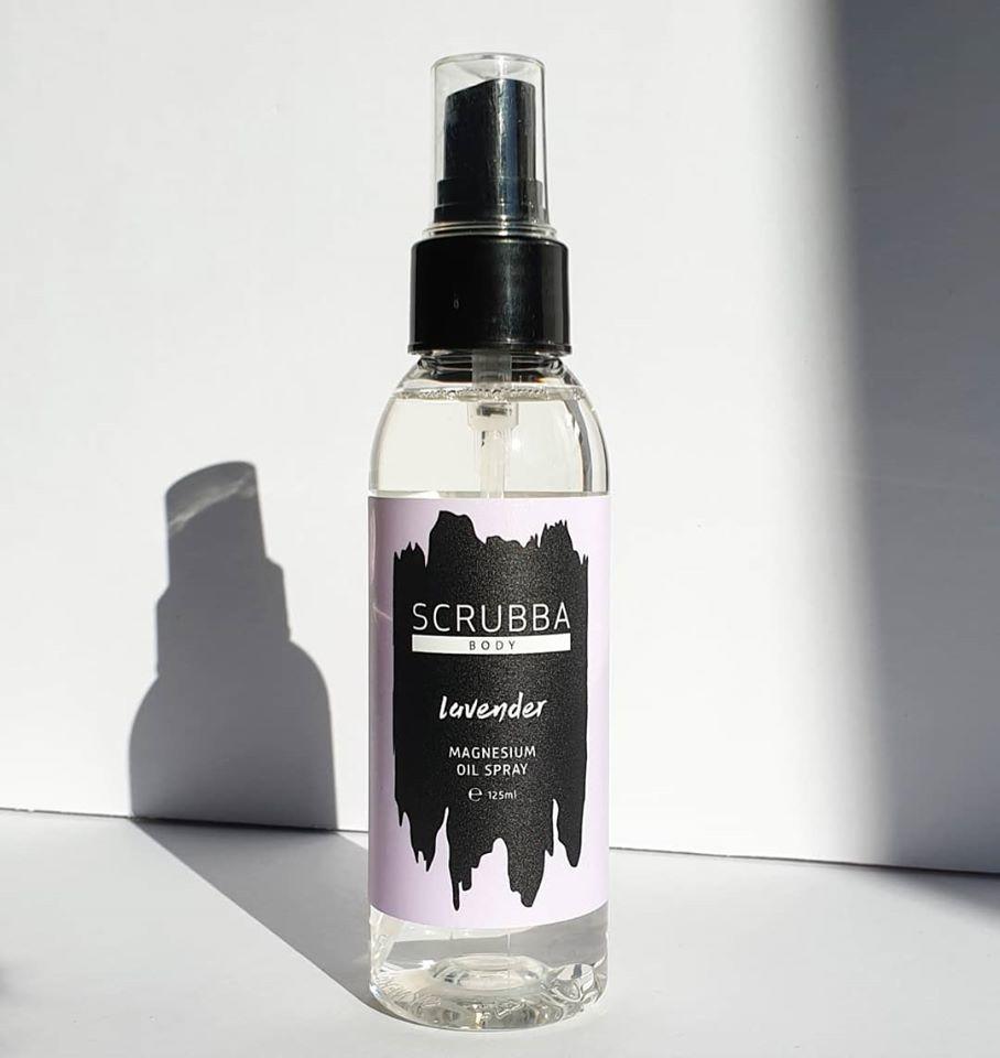 Magnesium Spray with Lavender | Trada Marketplace