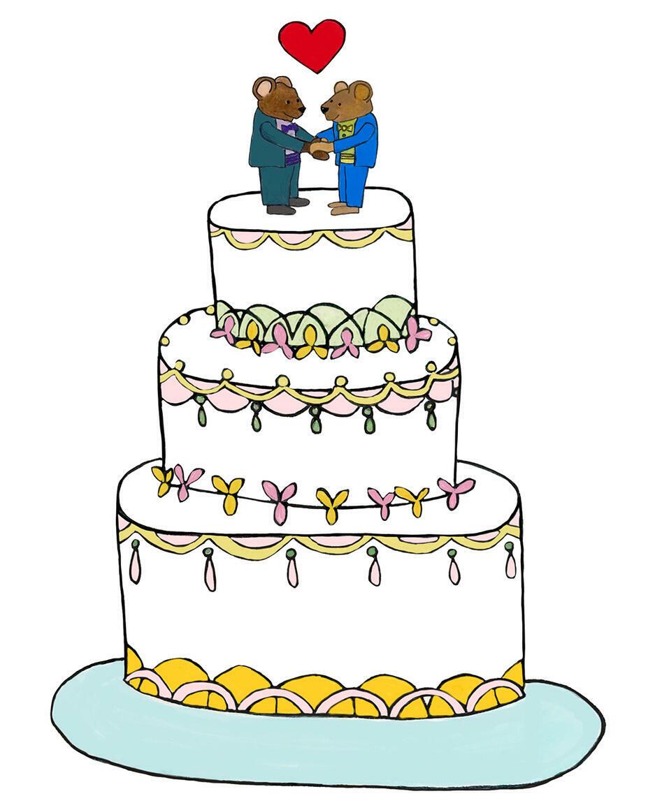Wedding Yay! (Bears)   Trada Marketplace