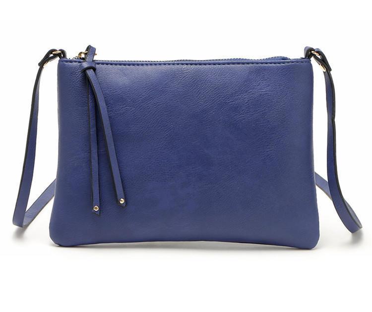 THSB1005: Cobalt Blue: Avalon Cross Bag | Trada Marketplace