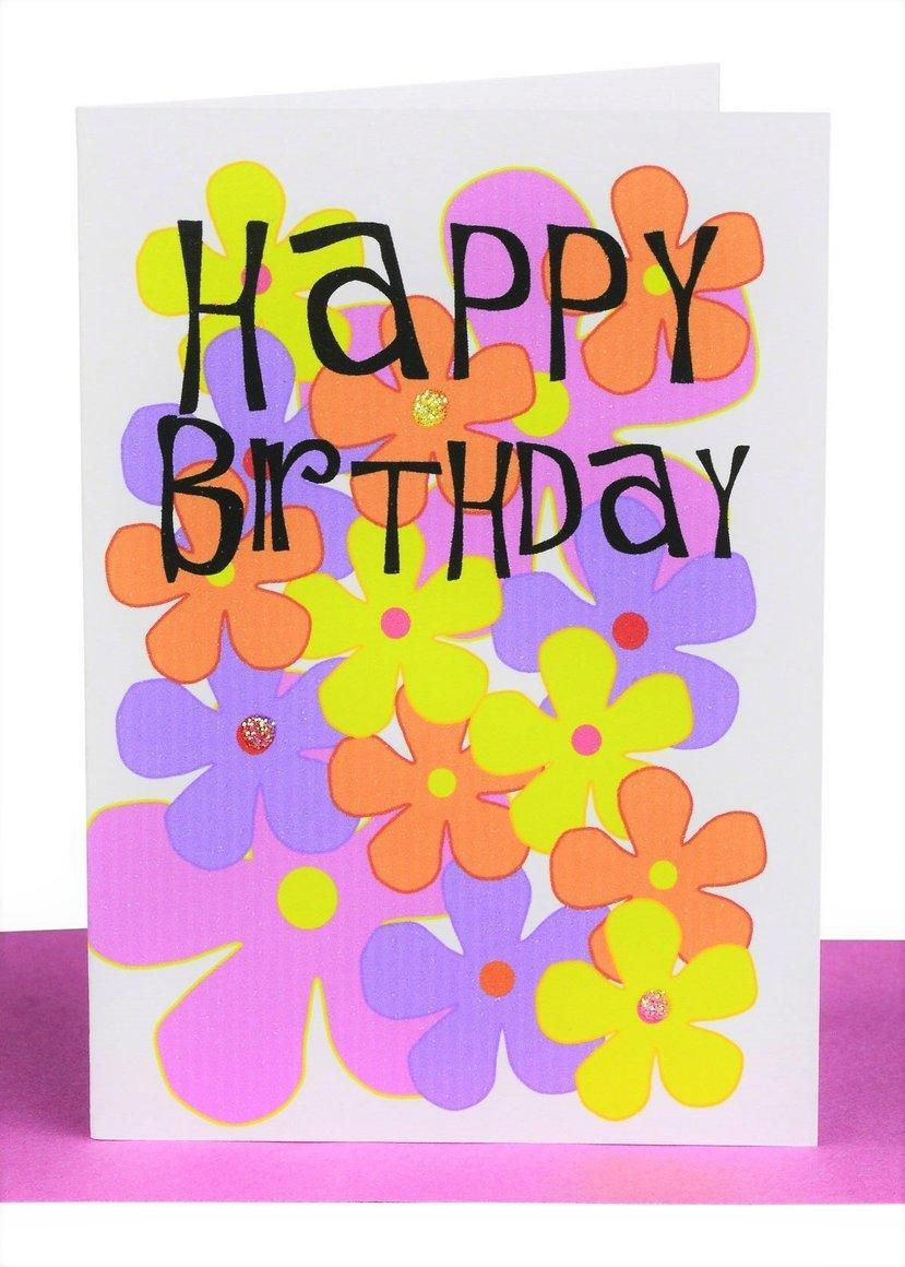 Happy Birthday Gift Card Flowers | Trada Marketplace