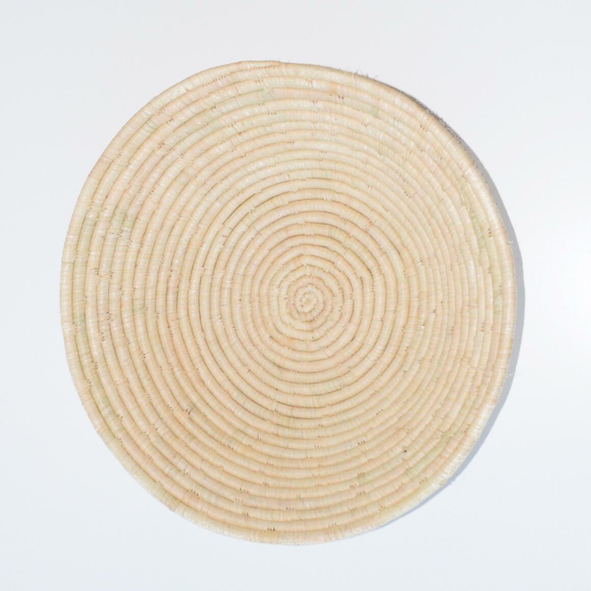Small 20cm diameter woven bowl - Natural | Trada Marketplace