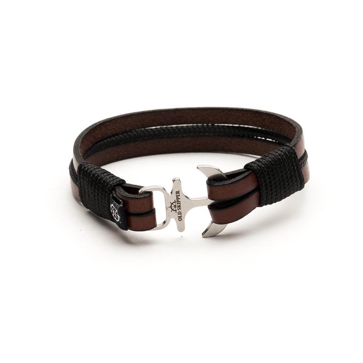 Astern - Leather Black Rope Bracelet | Trada Marketplace