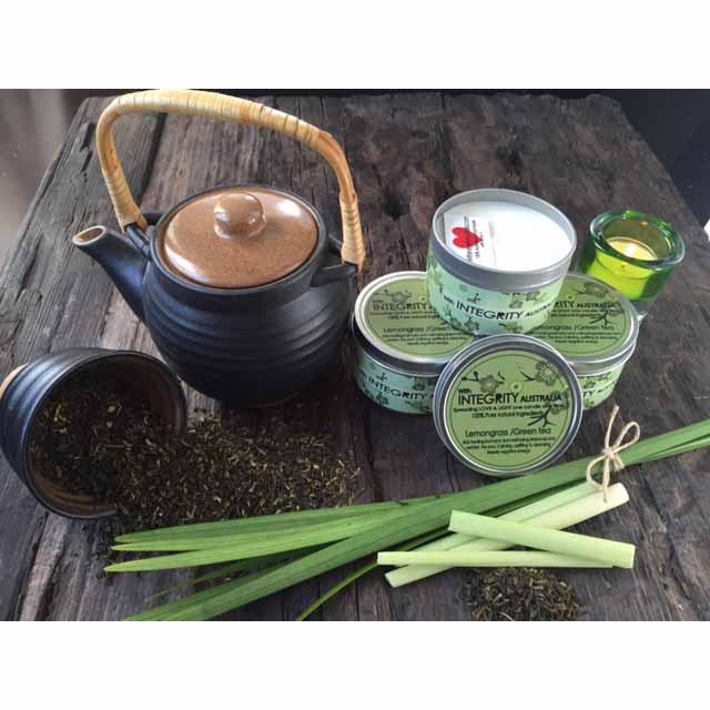 Lemongrass and Green Tea- Scented | Trada Marketplace