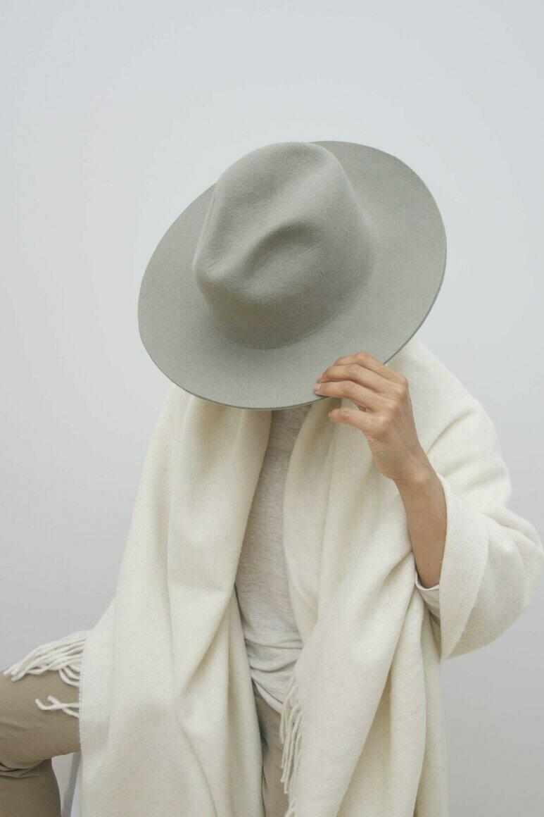 ALL SEASON WOOL FELT HAT - fedora | Trada Marketplace