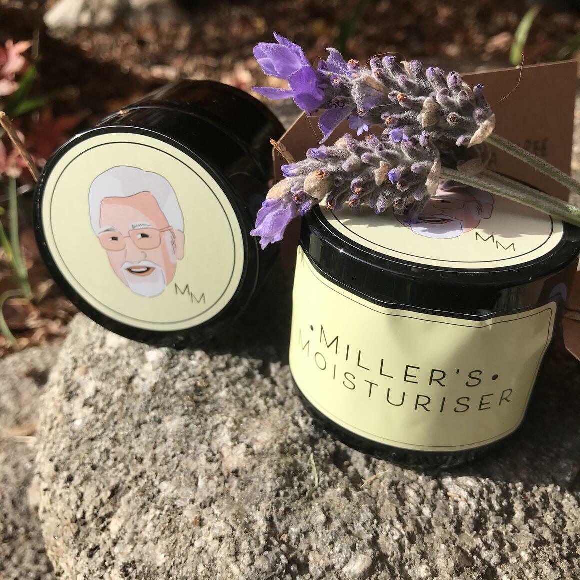 Miller's Moisturiser Lavender   Trada Marketplace