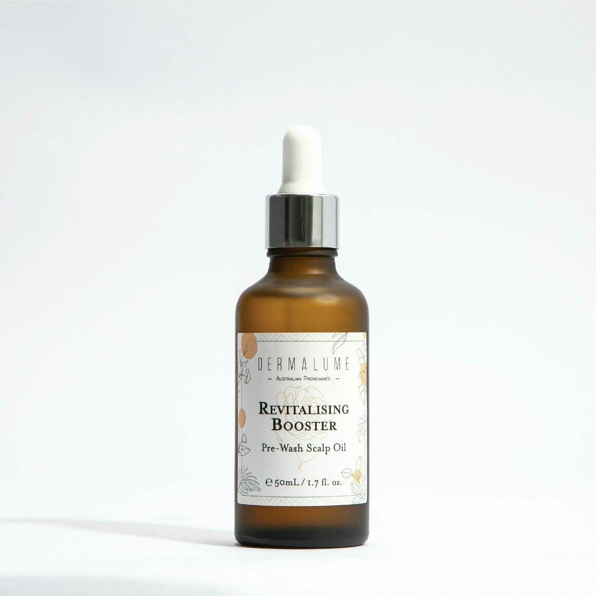 Dermalume Revitalising Booster Pre-wash Scalp Oil 50ml | Trada Marketplace