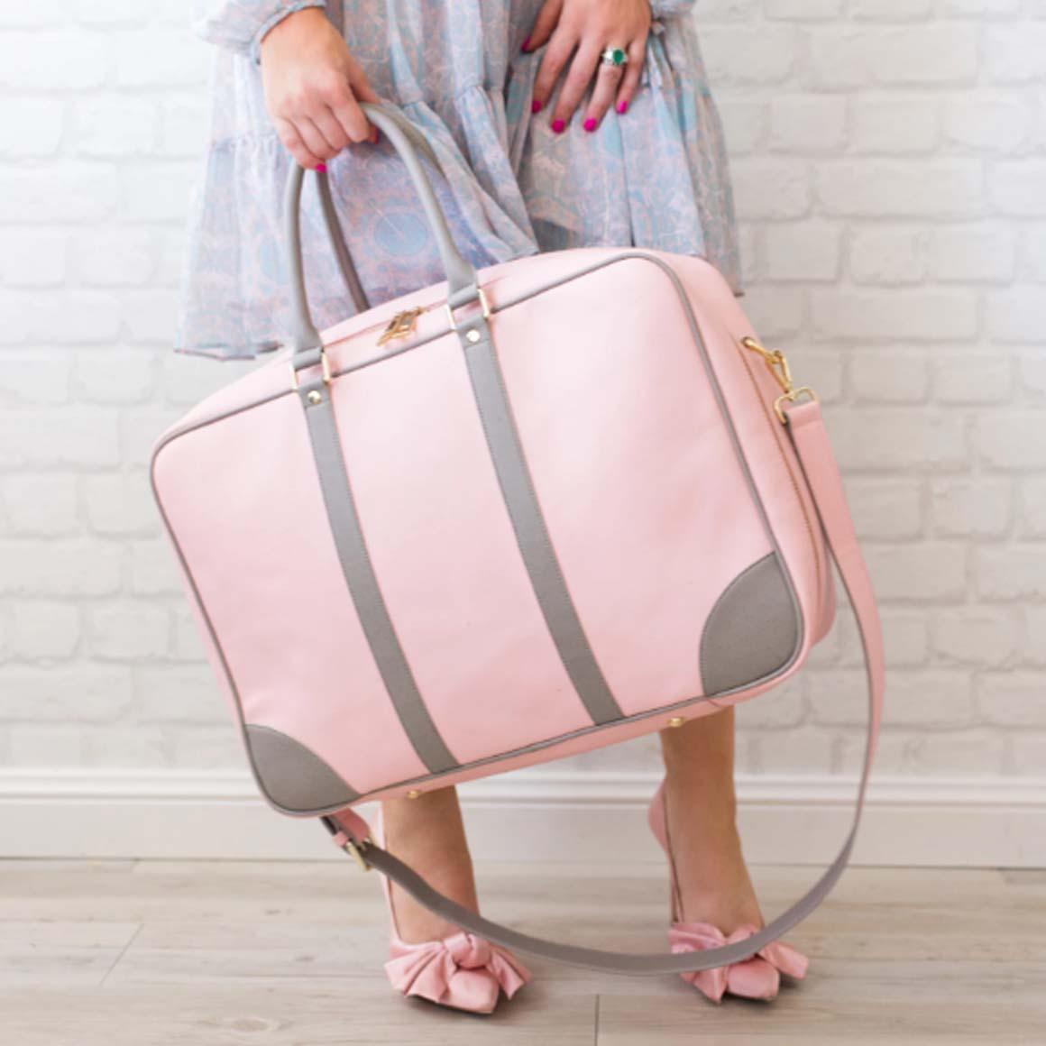 Soft-sided Case Pink | Trada Marketplace