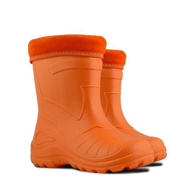Kids Otter Gumboot - Orange | Trada Marketplace