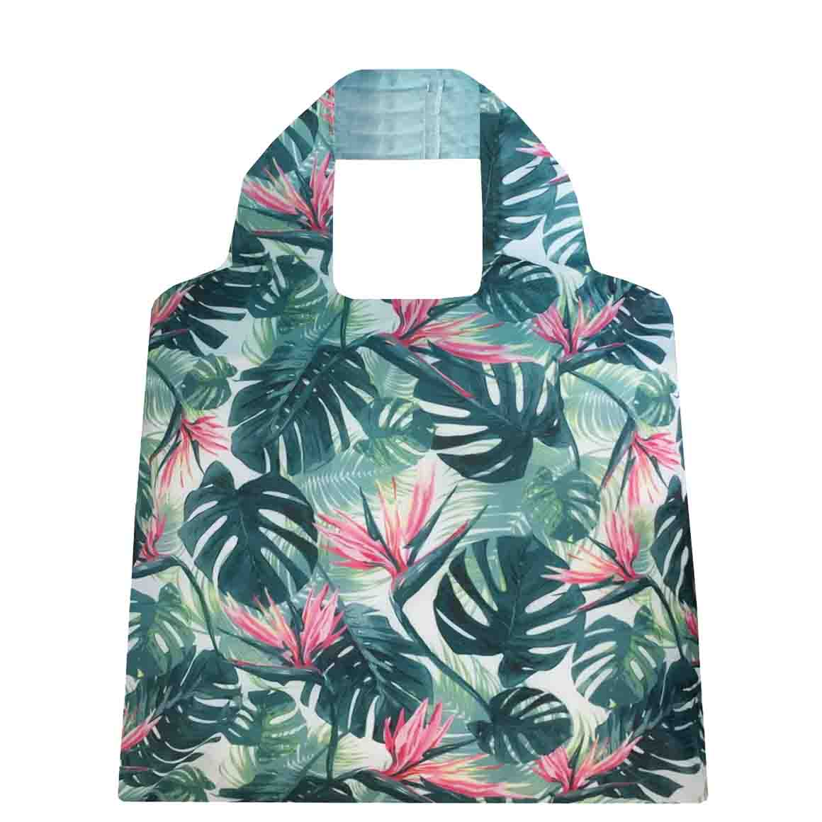 Tropical Paradise SAKitToMe Foldable Shopping Bag  | Trada Marketplace