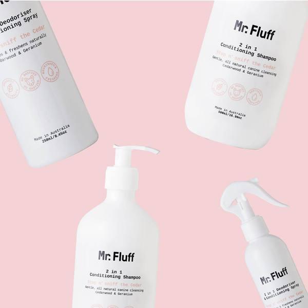Mr Fluff | Trada Marketplace