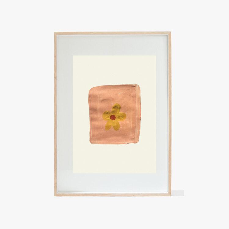 Dusty Rose Dreamer A4 | Trada Marketplace