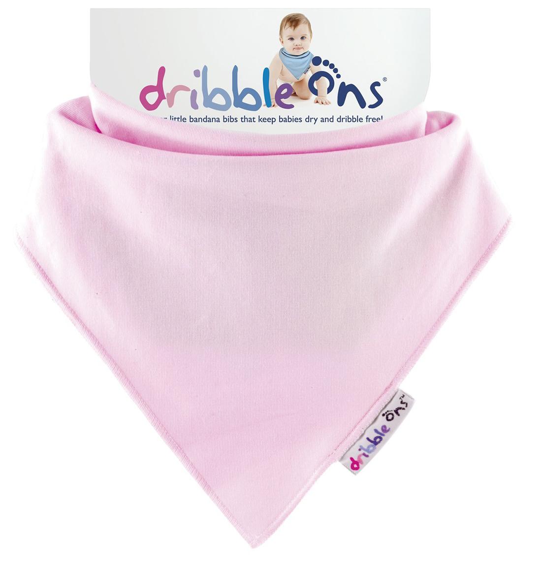 DRIBBLE ONS Light Pink | Trada Marketplace