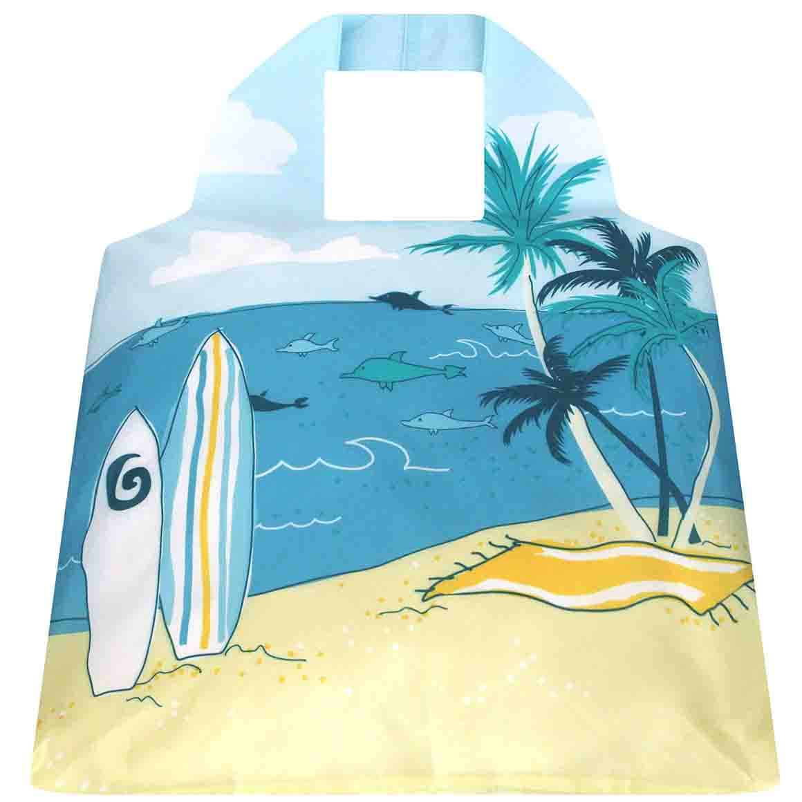 Beach SAKitToMe Foldable Shopping Bag  | Trada Marketplace