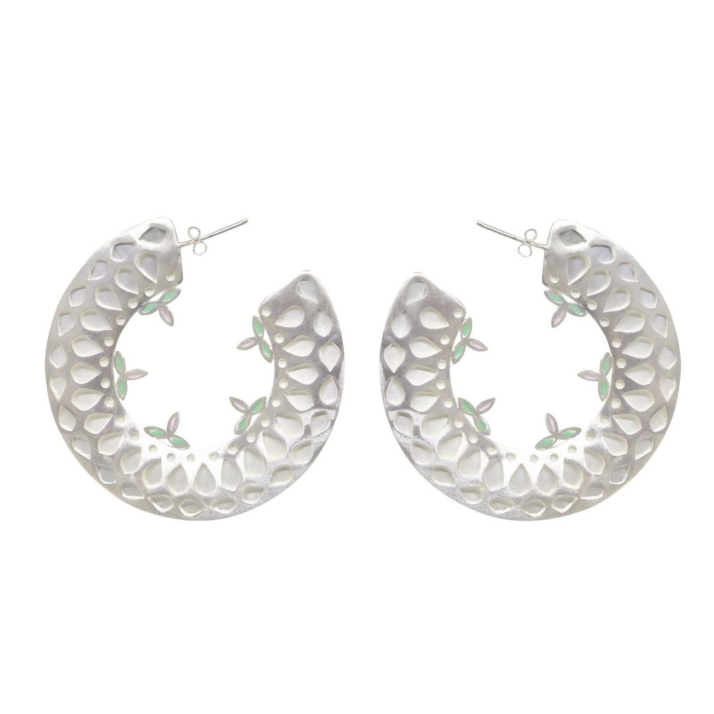 Aziza Earrings   Trada Marketplace
