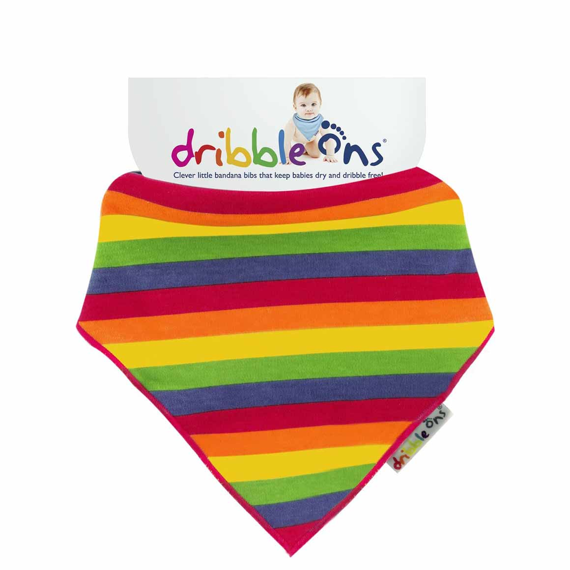 DRIBBLE ONS Rainbow | Trada Marketplace
