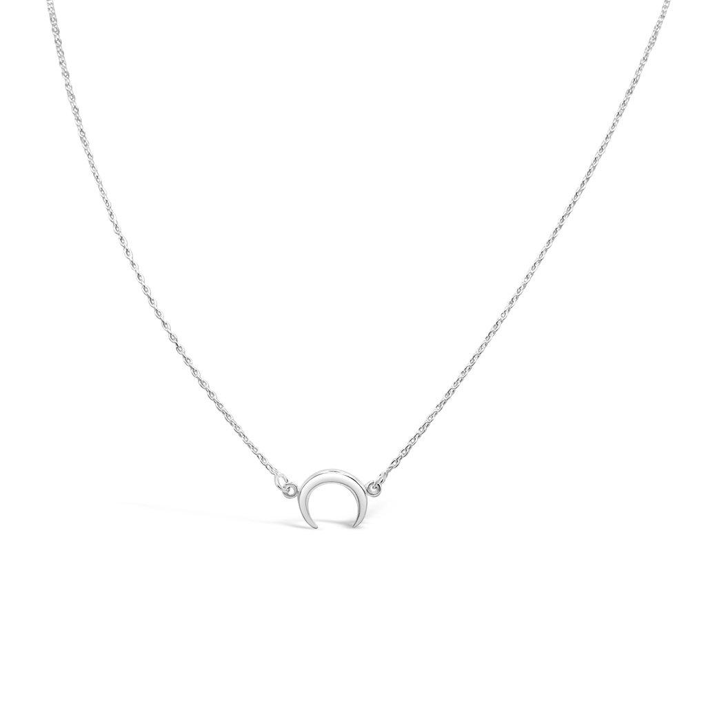 Mini Moon Necklace | Trada Marketplace