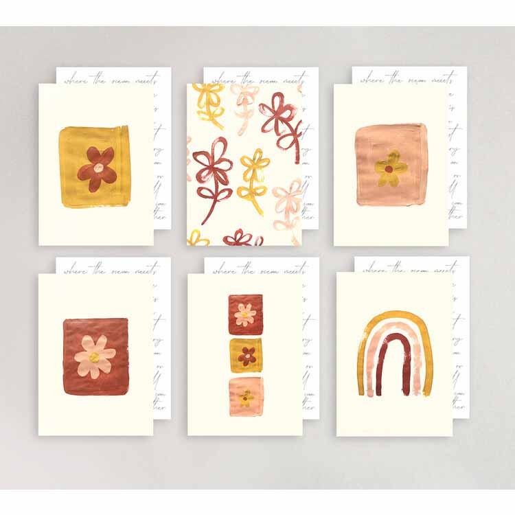 Card Pack (Pack of 6)   Trada Marketplace