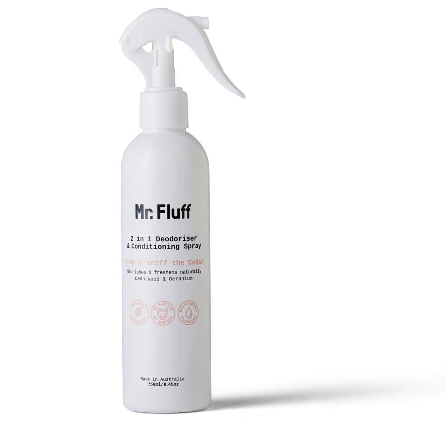 2 in 1 Deodorising & Conditioning Spray | Stop n' Sniff the Cedar | 250ml | Trada Marketplace