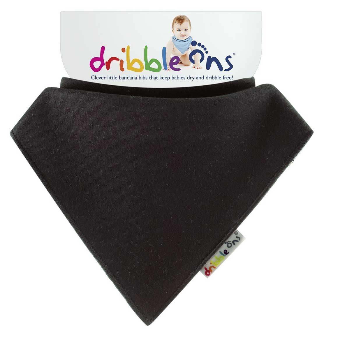 DRIBBLE ONS Charcoal | Trada Marketplace