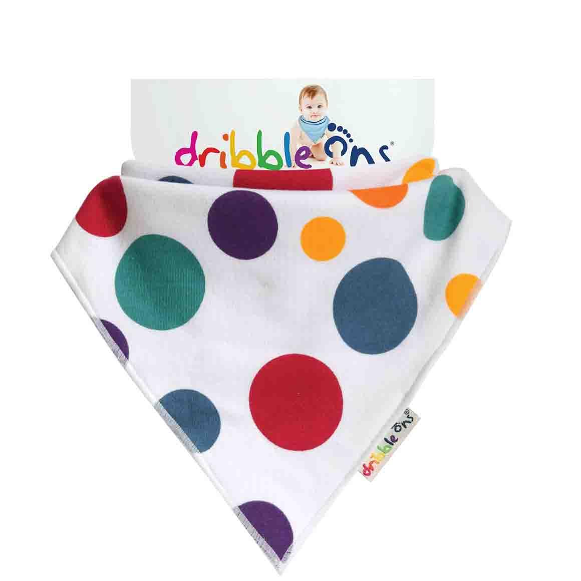 DRIBBLE ONS Polka Dot | Trada Marketplace