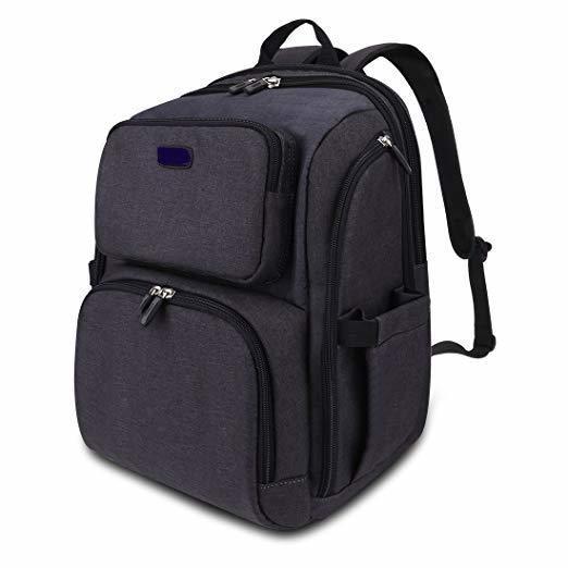 La Tasche Iconic Backpack - Charcoal | Trada Marketplace