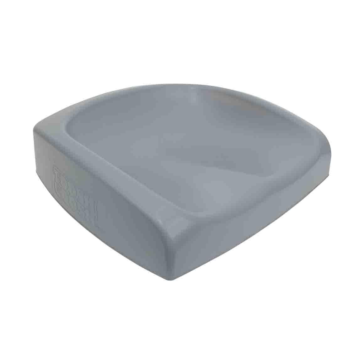 TooshCoosh Booster Seat - LIGHT GREY | Trada Marketplace