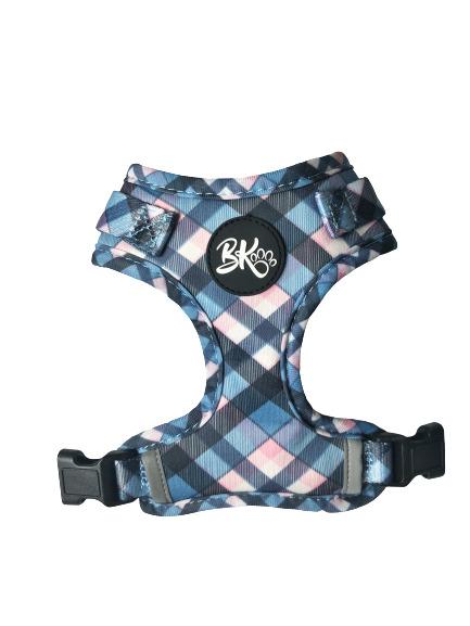 Tartan Adjustable Dog Harness   Trada Marketplace