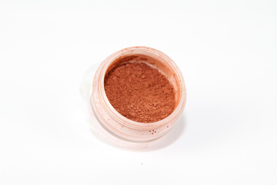 Cinnamon Matte Blush | Trada Marketplace