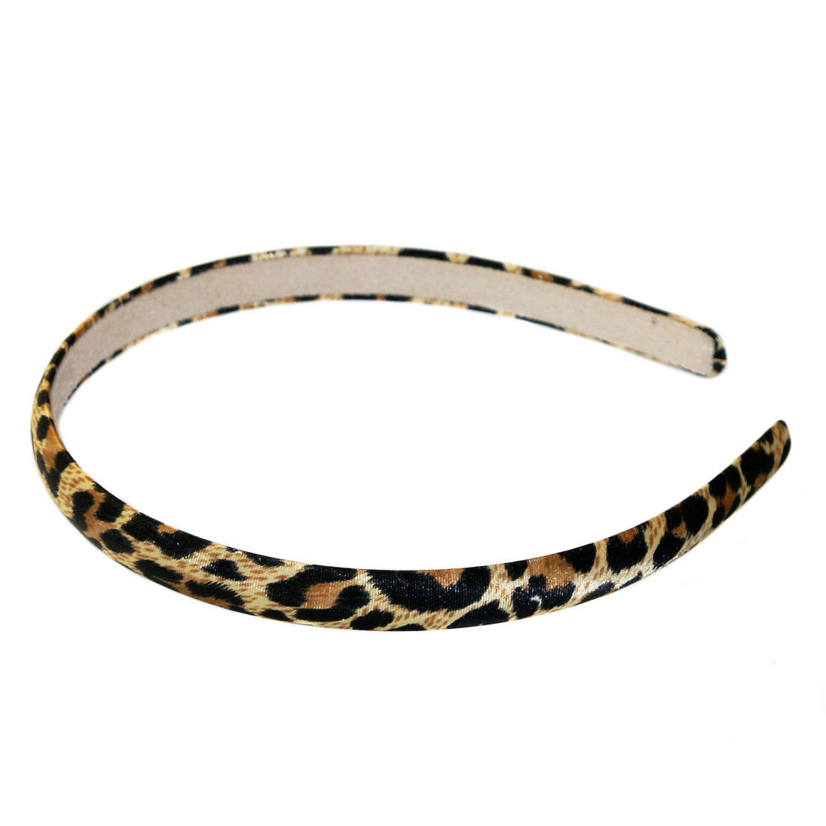 LEOPARD SUEDE LINED ALICE BAND | Trada Marketplace